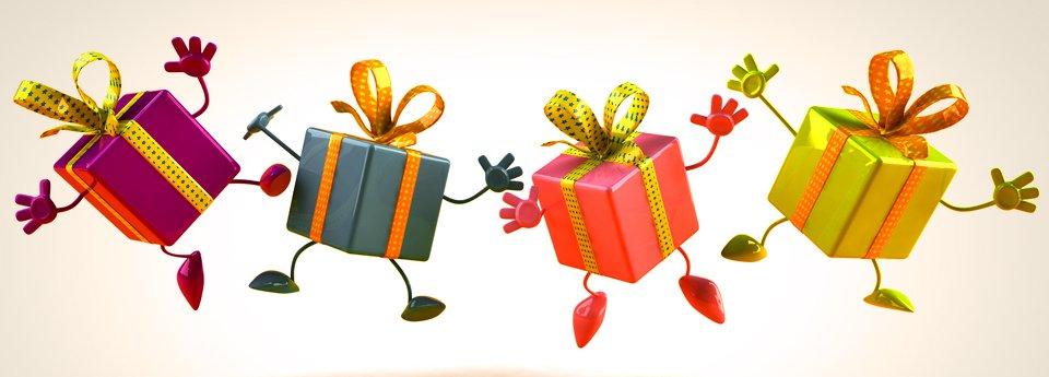 Смешная лотерея и подарки 632