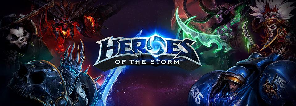 Heroes Of The Storm : Des Clés à Gagner !
