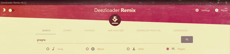 Deezloader Remix : Toute La Musique De Deezer Sur Ton Ordinateur