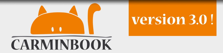 Ouelcome Sur La Version 3 De Carminbook !